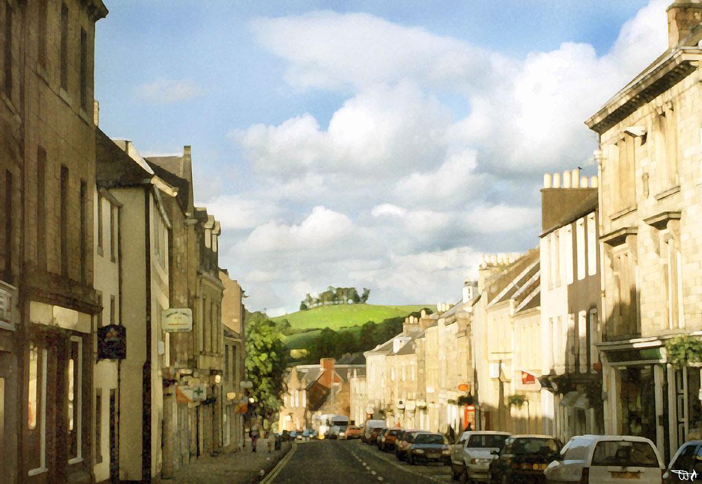 Jedburgh Street