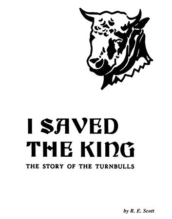 I Saved the King